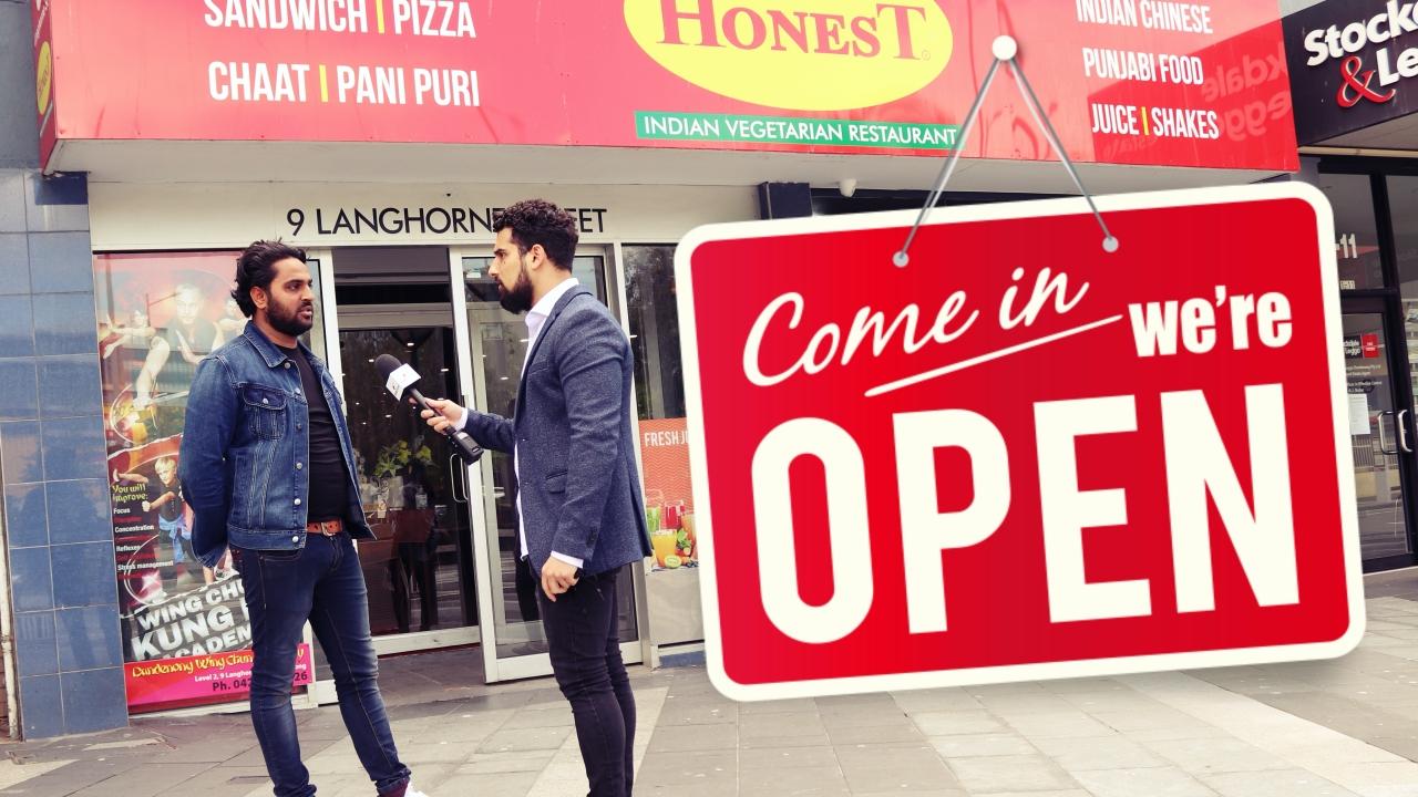 BREAKING: Two restaurants to OPEN defying lockdown in Melbourne