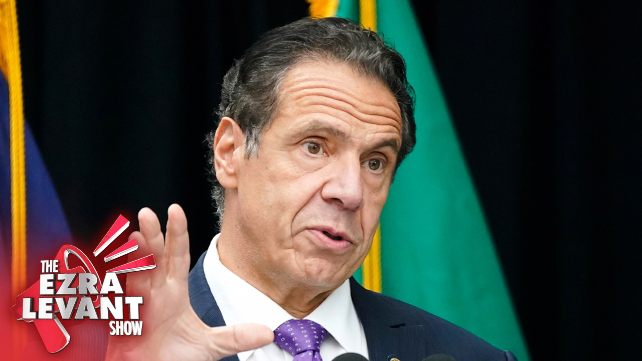 NY Gov. Cuomo singles out Jewish community for COVID restrictions | Dov Hikind with Ezra Levant
