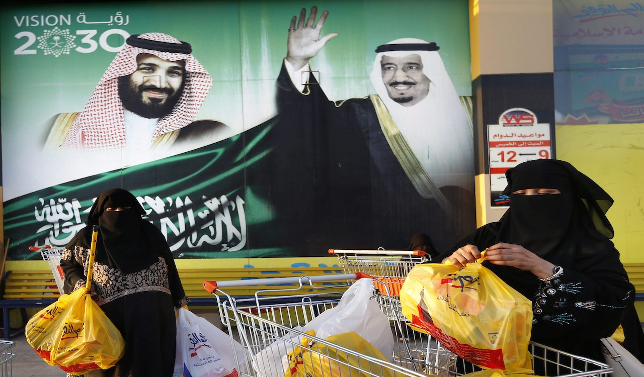 Human rights violator Saudi Arabia to host 'women's rights conference'