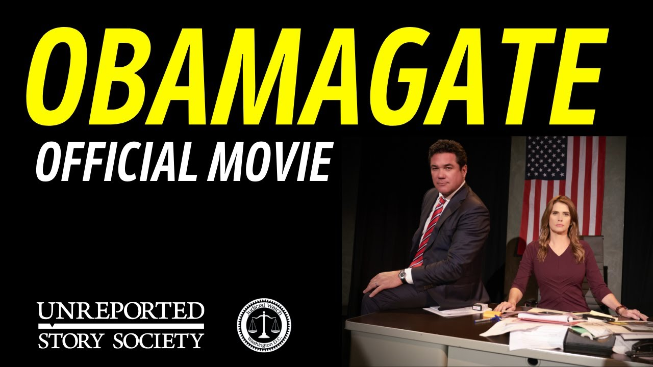 (WATCH) ObamaGate Movie with Dean Cain & Kristy Swanson