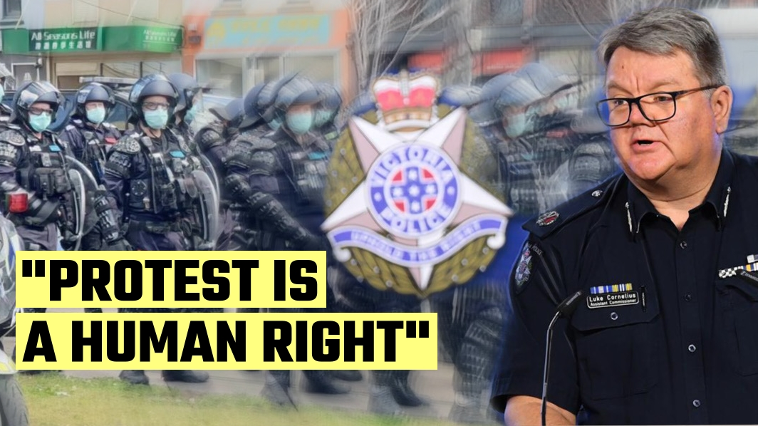 BREAKING: Victoria Police BACKFLIP on protest stance amid Supreme Court challenge