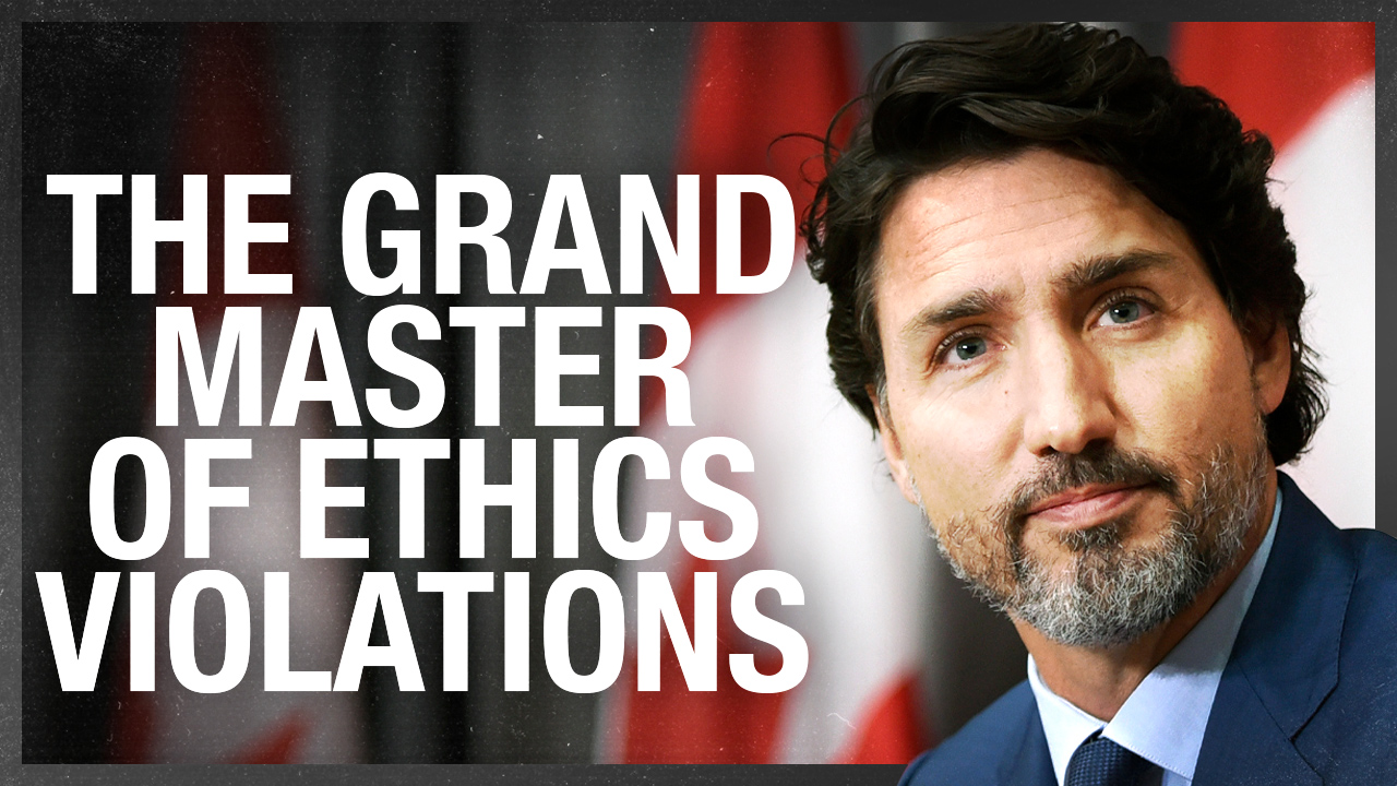 Justin breached Trudeau Foundation ethics policy for SIX YEARS: Audit