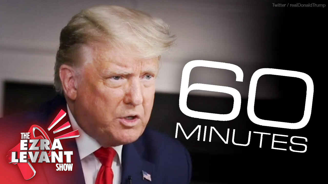 Trump is interviewed by 60 Minutes — but it goes so brutally, he releases the unedited video before they can