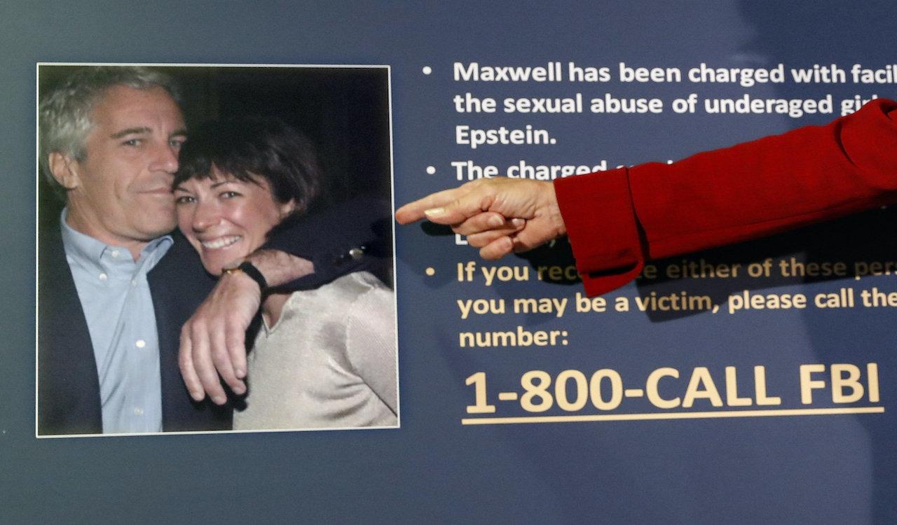 Ghislaine Maxwell testimony unsealed, denies Epstein crimes