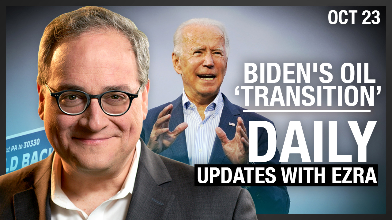 DAILY | Biden's oil 'transition', B.C.'s forestry under attack
