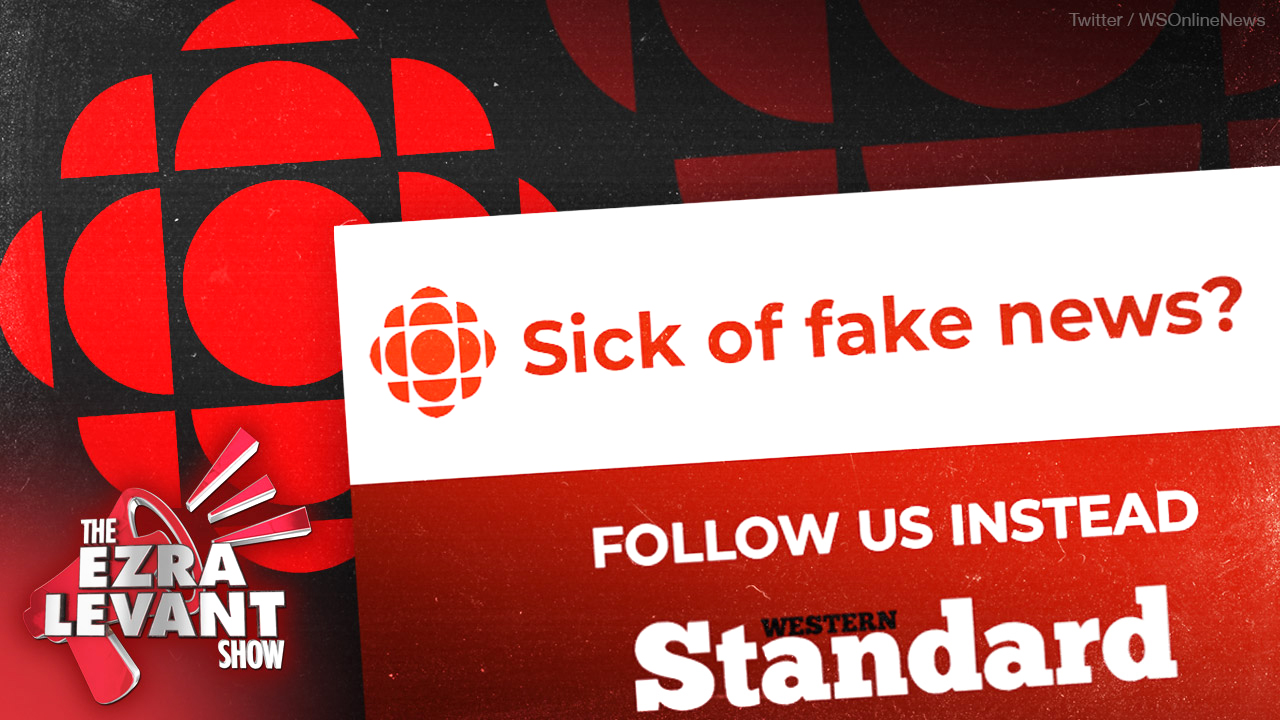 Trudeau's CBC state broadcaster tries to bully a grassroots Alberta news website