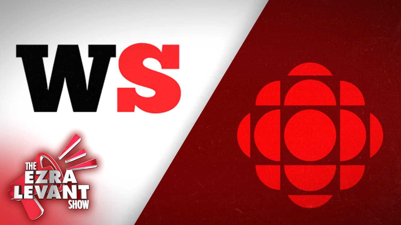 CBC to Western Standard: Stop using our logo!