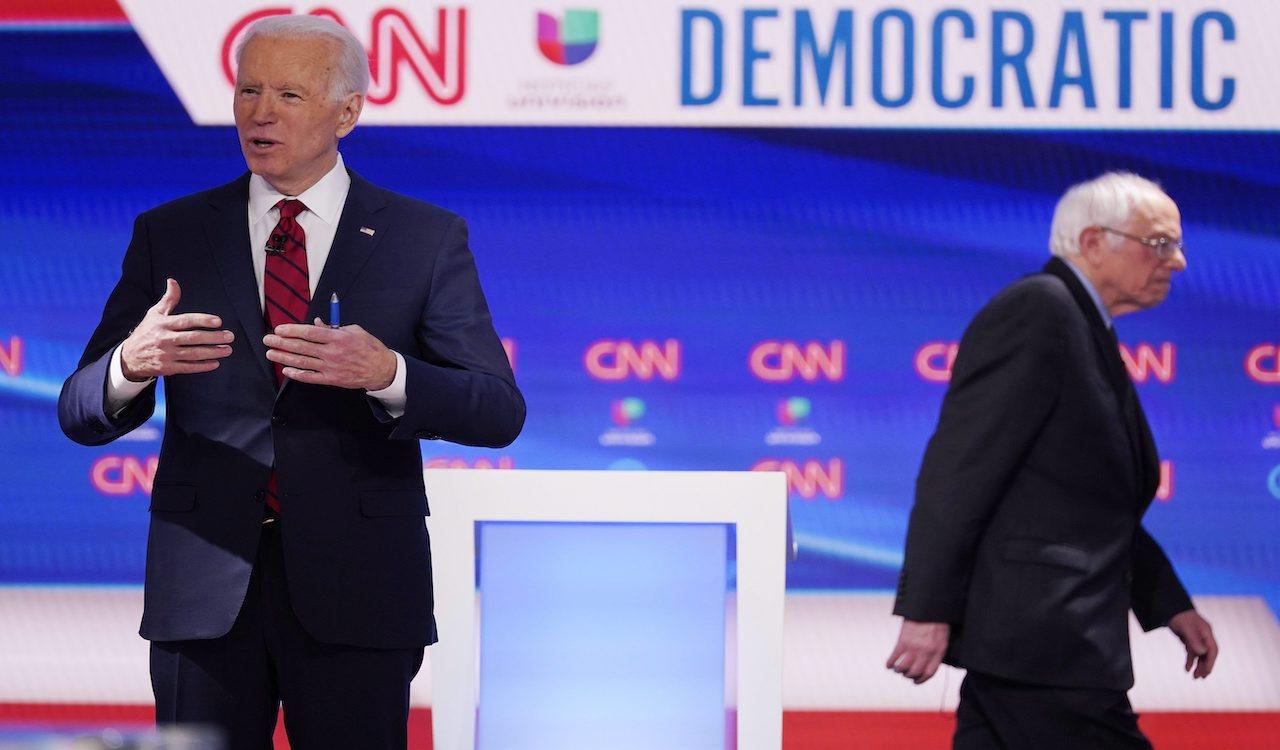 Bernie Sanders reportedly wants to join Joe Biden's cabinet