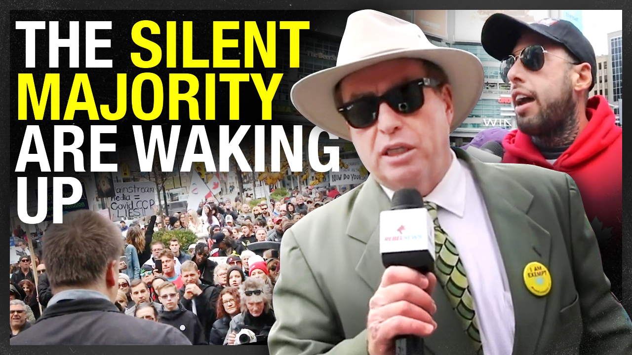 """""""There's no debate"""": Big Tech, media, government align to shut down wrongthink"""