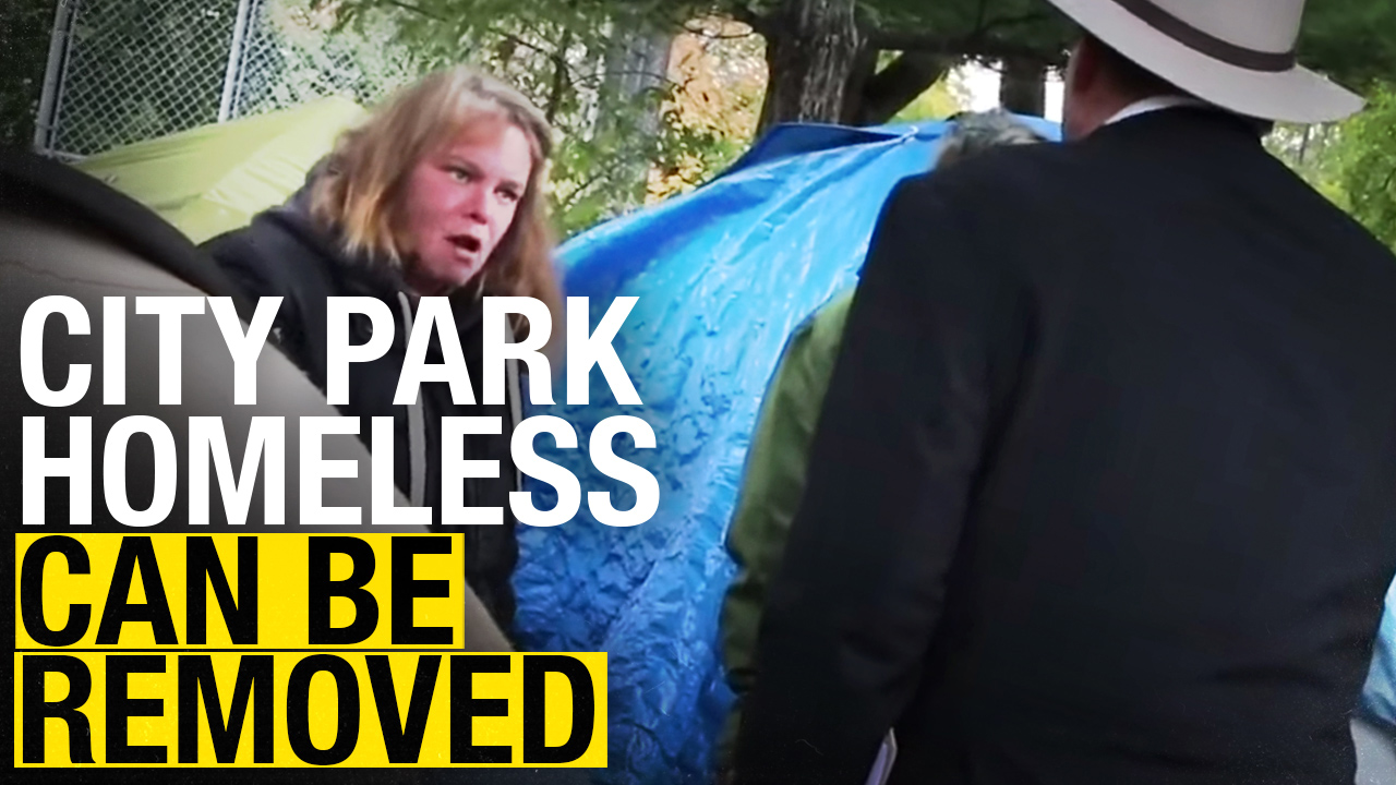 Tent City returns to Toronto park; judge dismisses activist challenge to suspend ban on encampments
