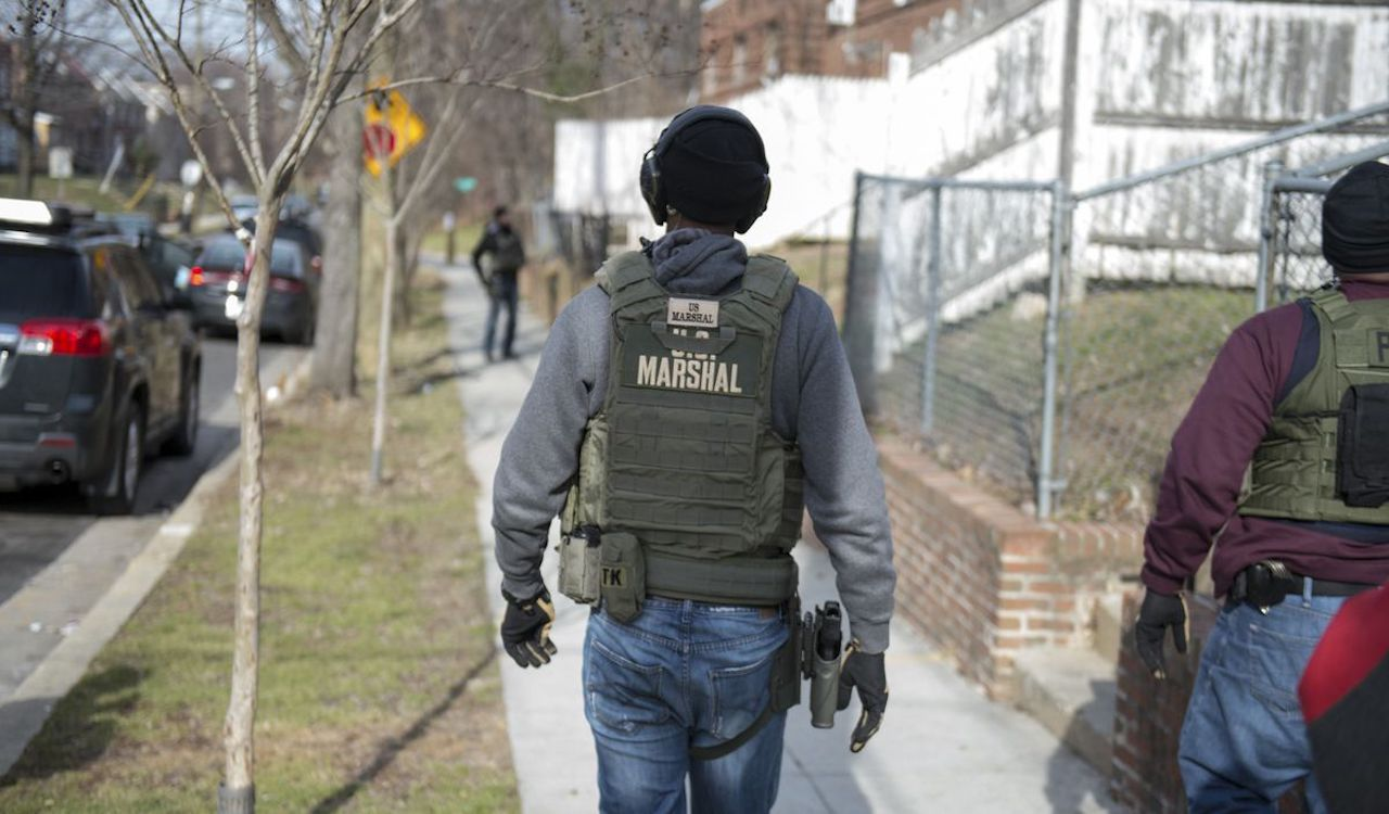 US Marshals recover 45 missing children in 'Operation Hope'