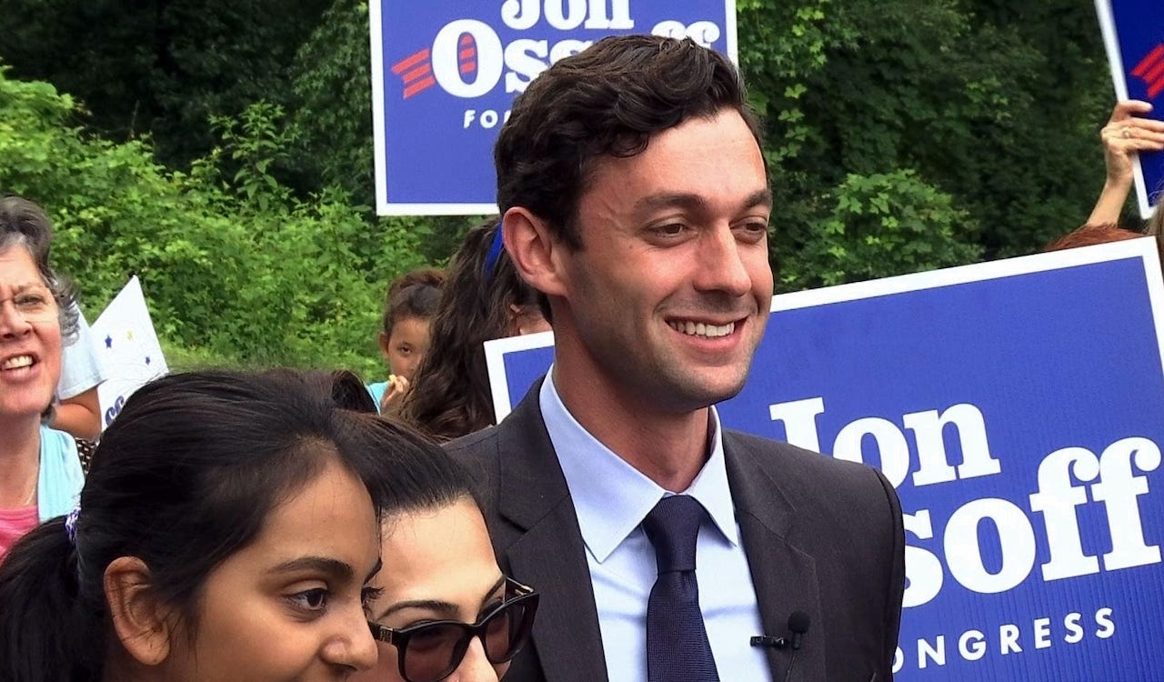 Senate candidate John Ossoff's staffer disparages voters in new Project Veritas video