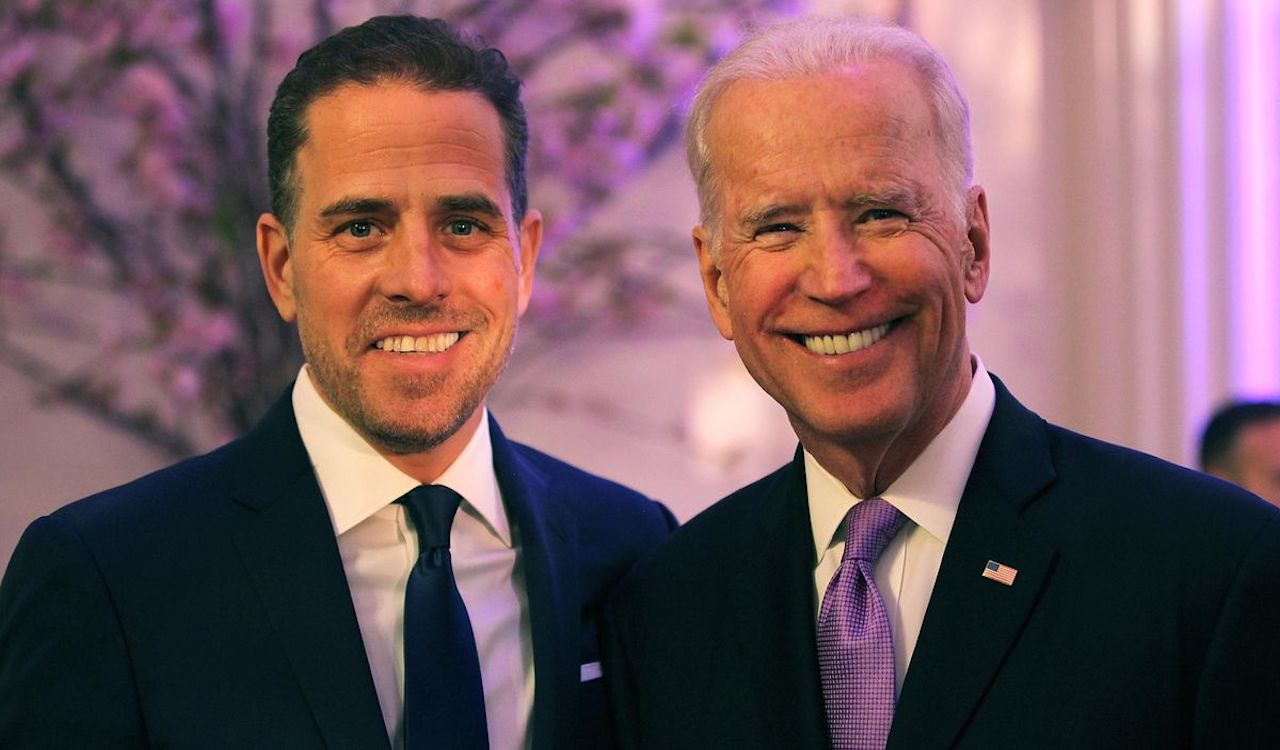 BREAKING: Audio leaked connecting Hunter Biden to Chinese spy