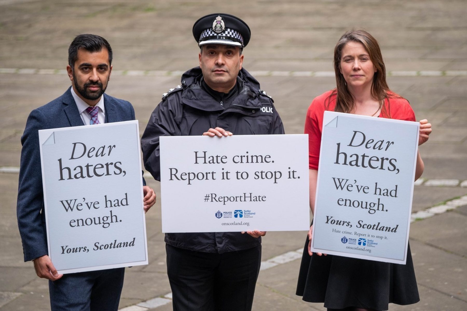 Scotland hate crime bill seeks to criminalize 'dinner table' conversations