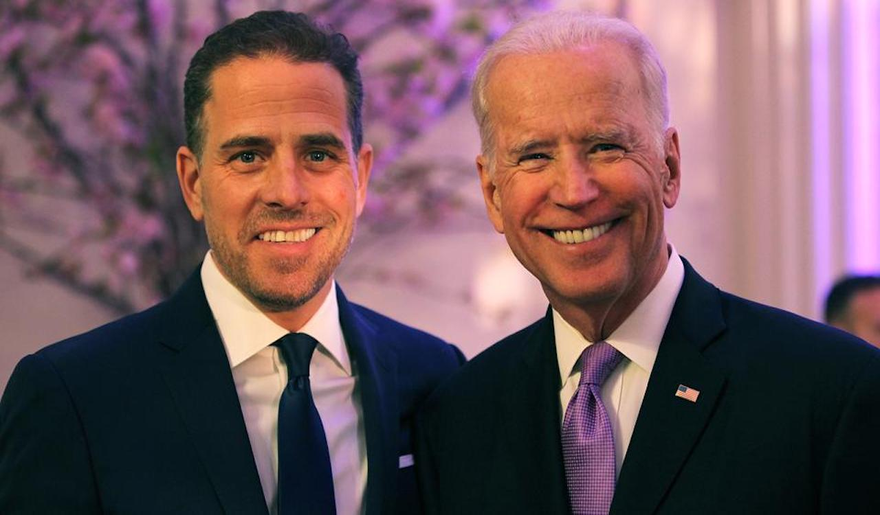 BREAKING: Hunter Biden had $1 million contract with 'Spy Chief of China'