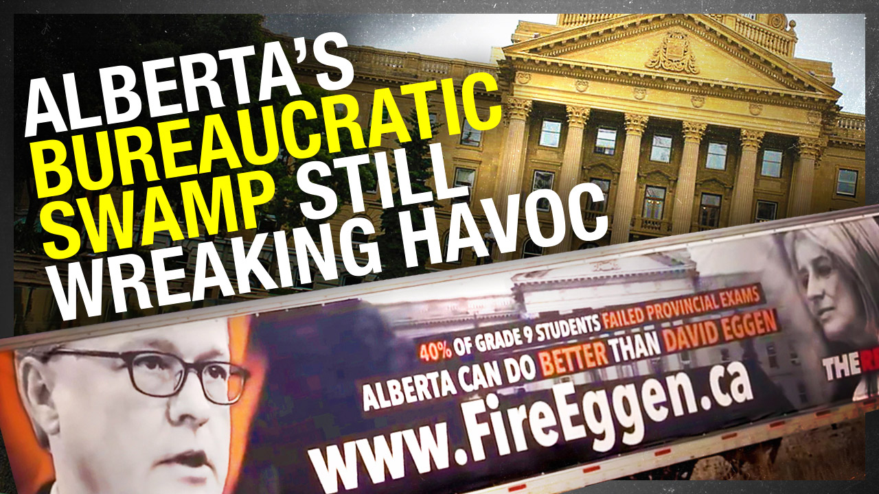 We're fighting an unfair censorship ruling by Alberta's Election Commission