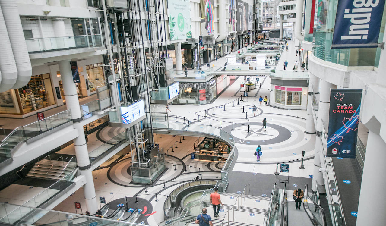 Facial recognition tech illegally used by mall real estate giant to gather data