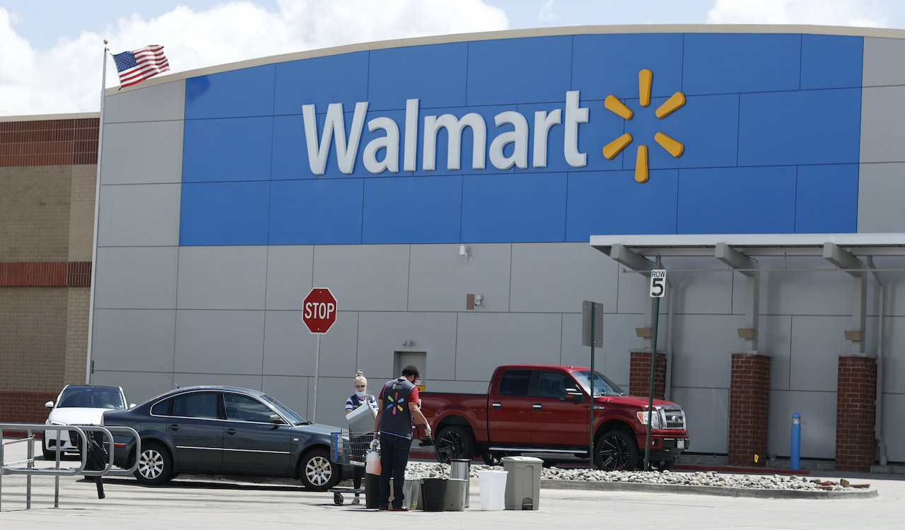 Walmart pulls ammo and gun displays ahead of election, cites 'civil unrest'