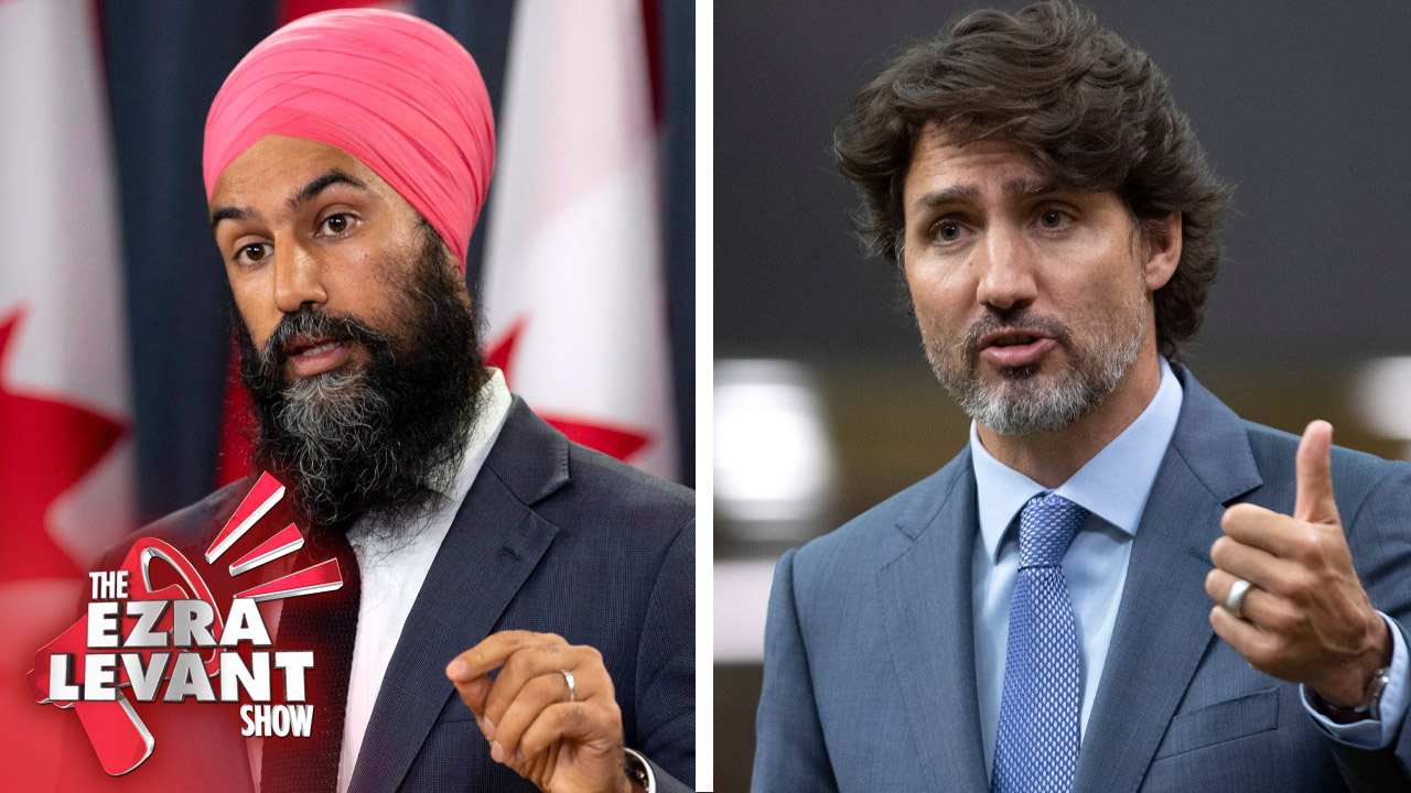 Justin Trudeau and Jagmeet Singh don't support drawing Mohammed under freedom of expression