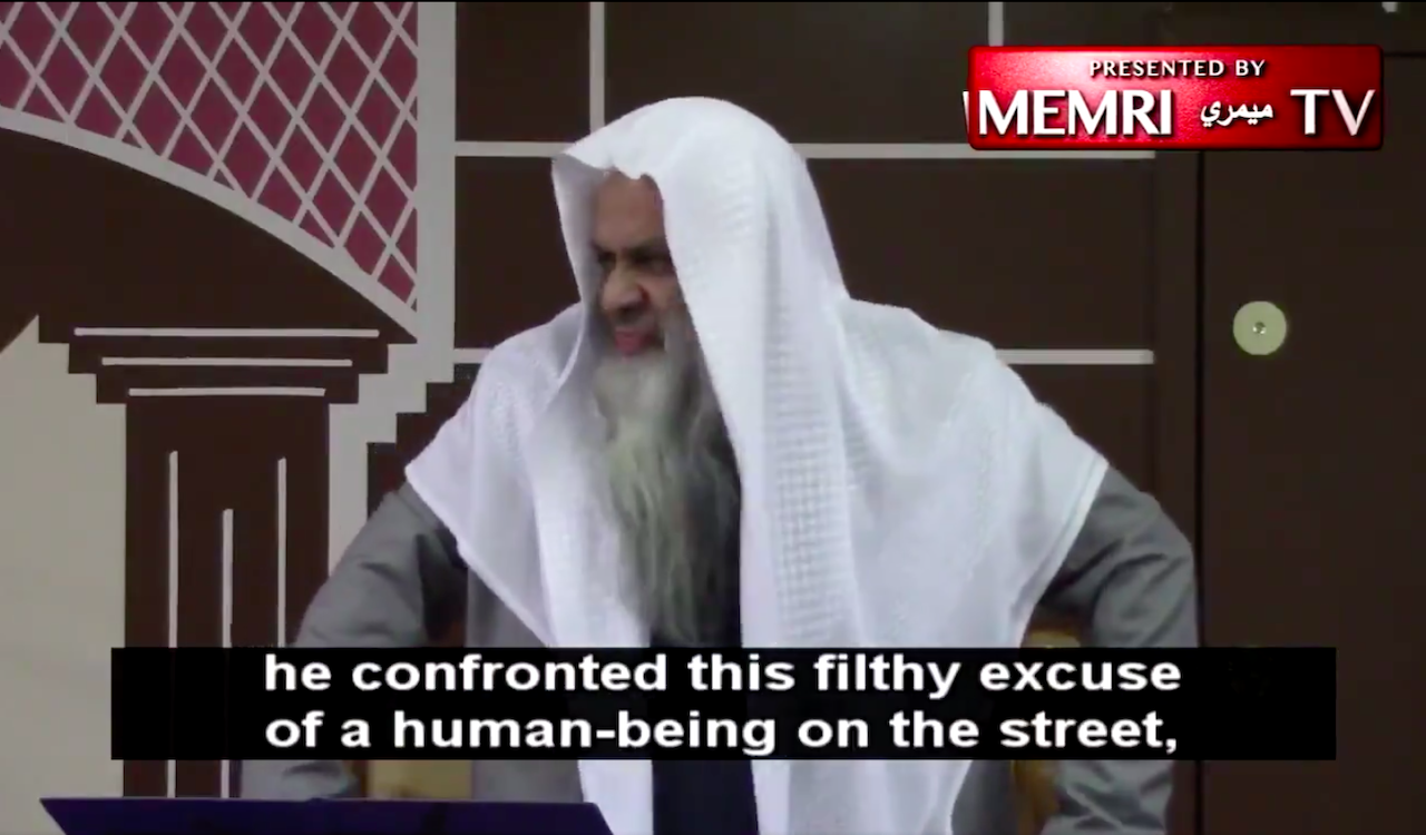 WATCH: Canadian Imam MOCKS French beheading victim