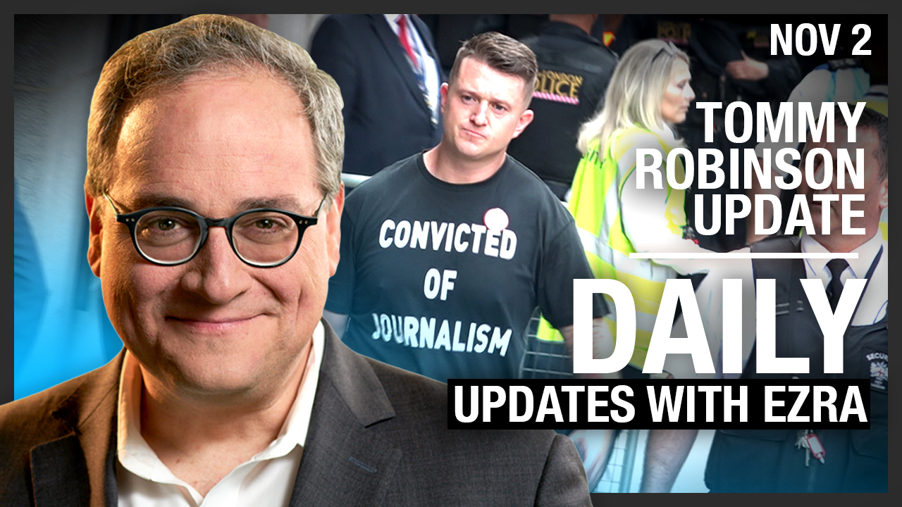 DAILY | Tommy Robinson Arrested, UK Anti-Lockdown, COVID Deaths in Canada