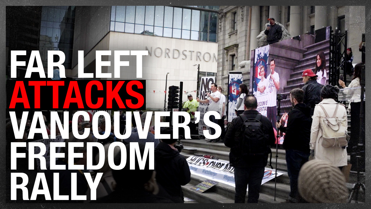 RESPONSE: Vancouver Freedom Rally SLANDERED by Labour Council in open letter