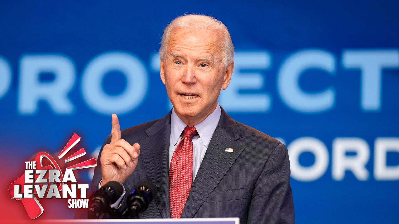 Would America survive a Biden presidency?
