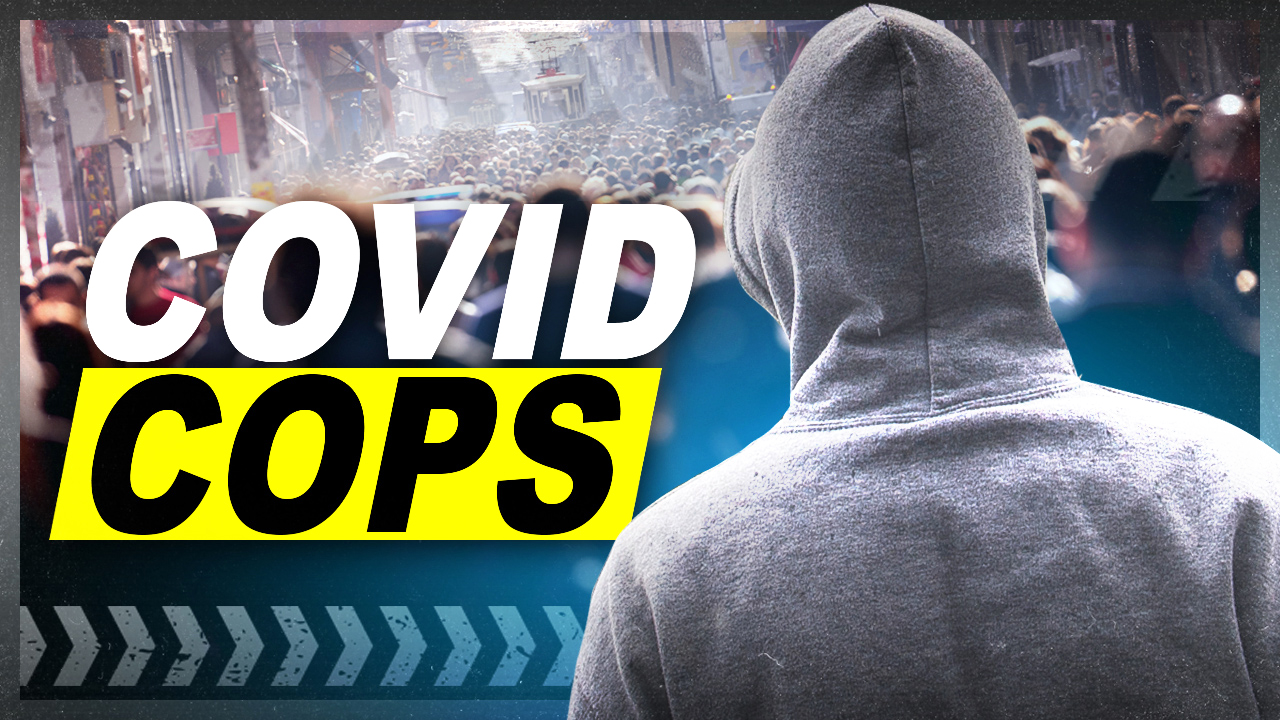 U.K. hiring COVID cops to spy, snitch on rule breakers
