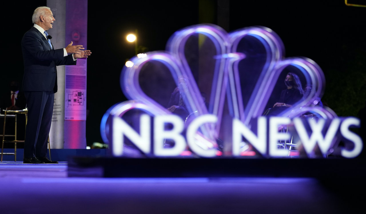 NBC allegedly runs 'decoy' to cast doubt on the Hunter Biden leaks