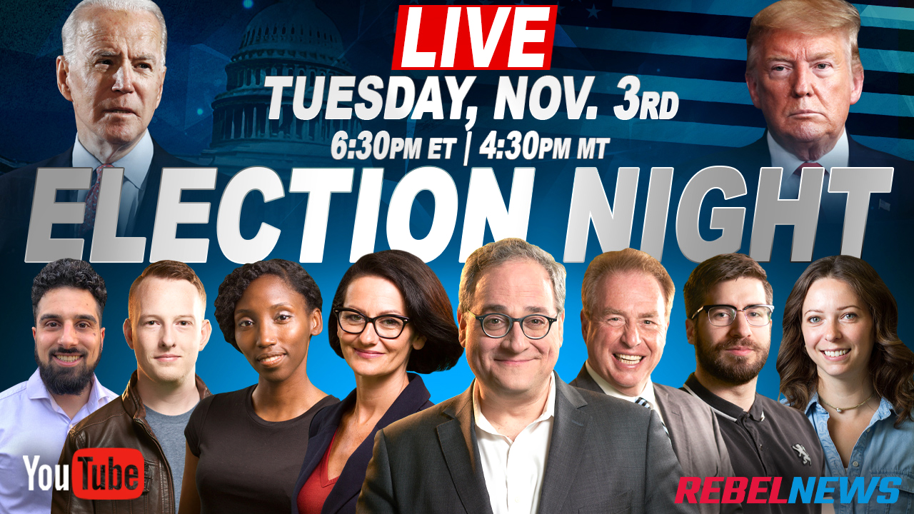ELECTION NIGHT: Live coverage of 2020 Presidential Election!