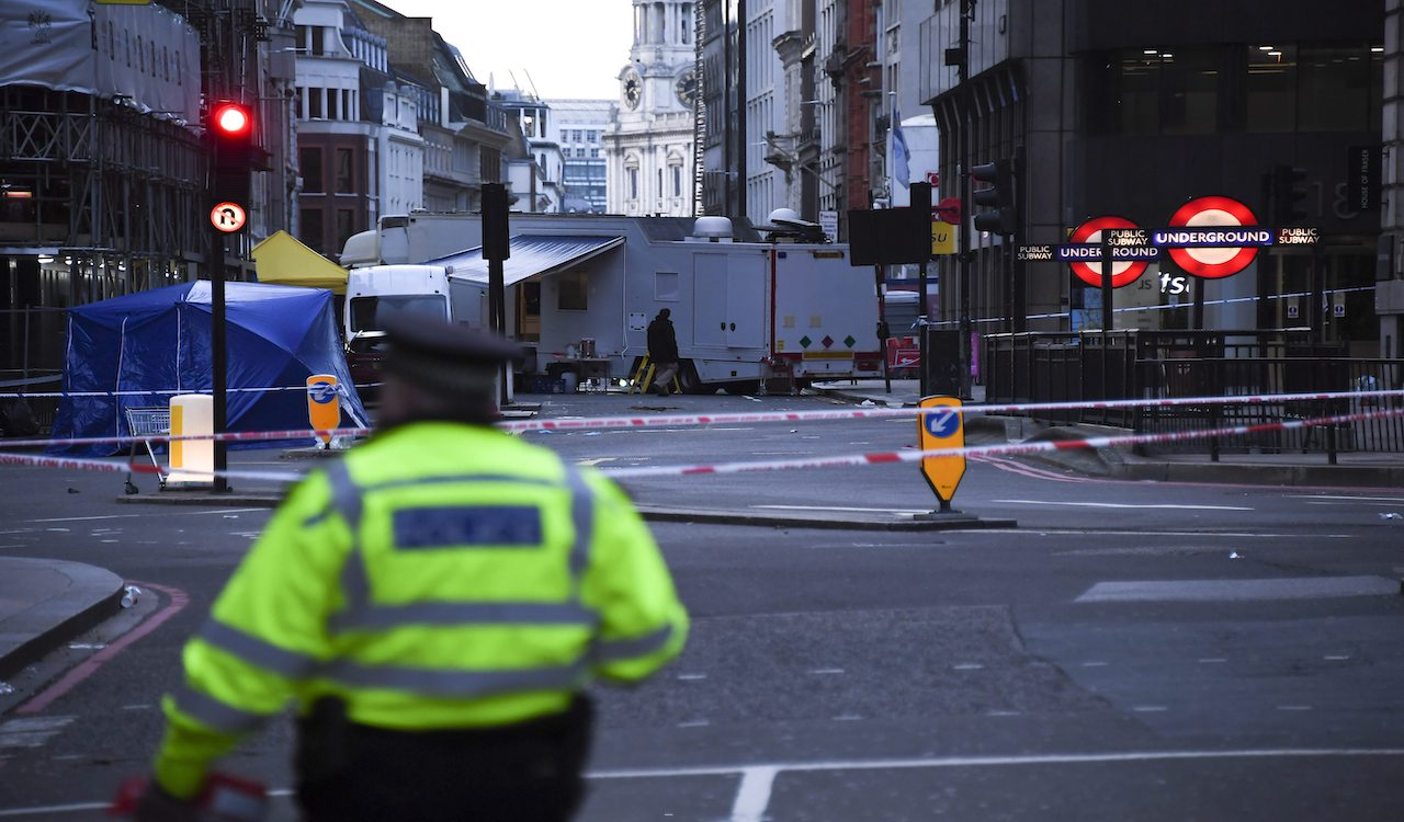 UK: Terrorism threat level raised to 'severe'