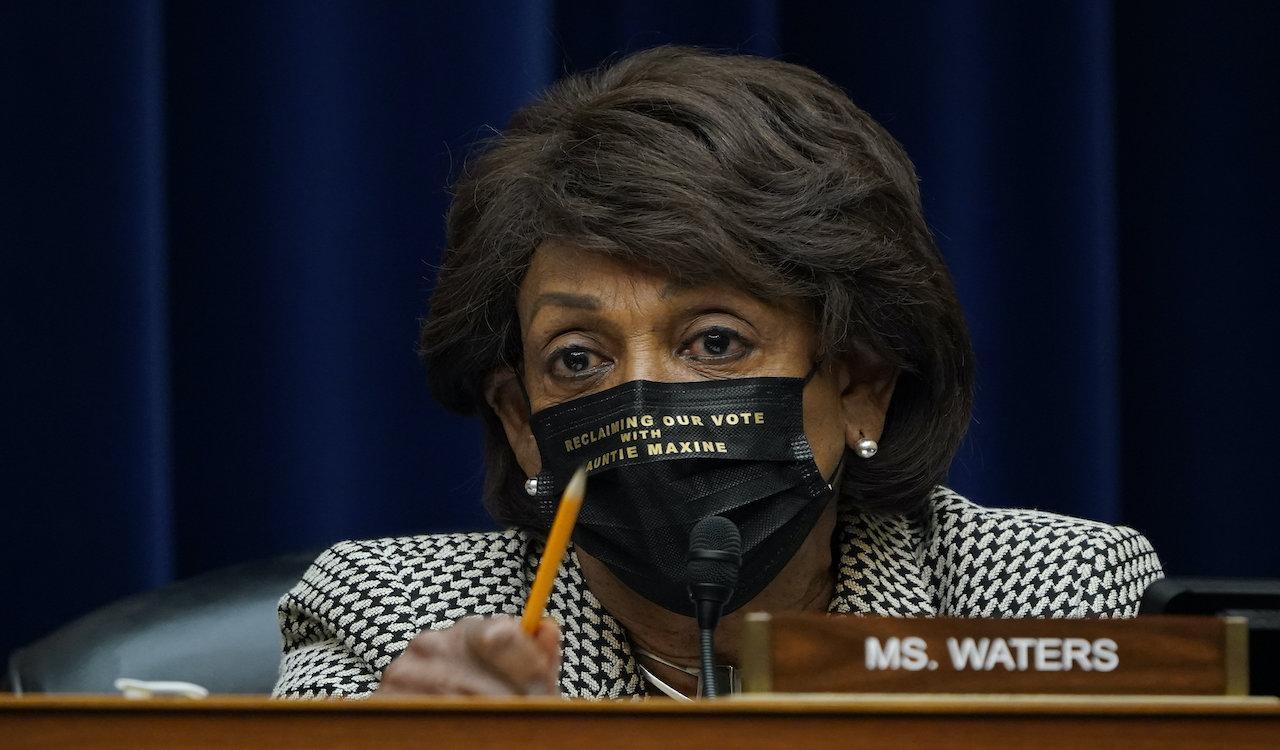 Maxine Waters disparages Black Trump voters