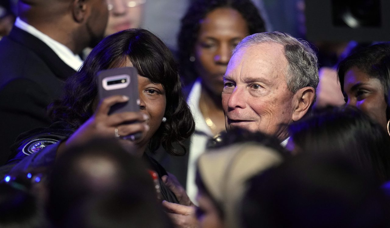 Michael Bloomberg bankrolled Biden campaign in Florida... and lost