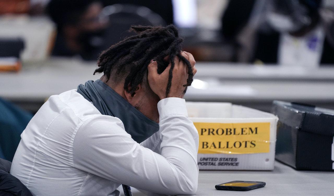 Michigan Postal Service Whistleblower Details Mail Voting Fraud