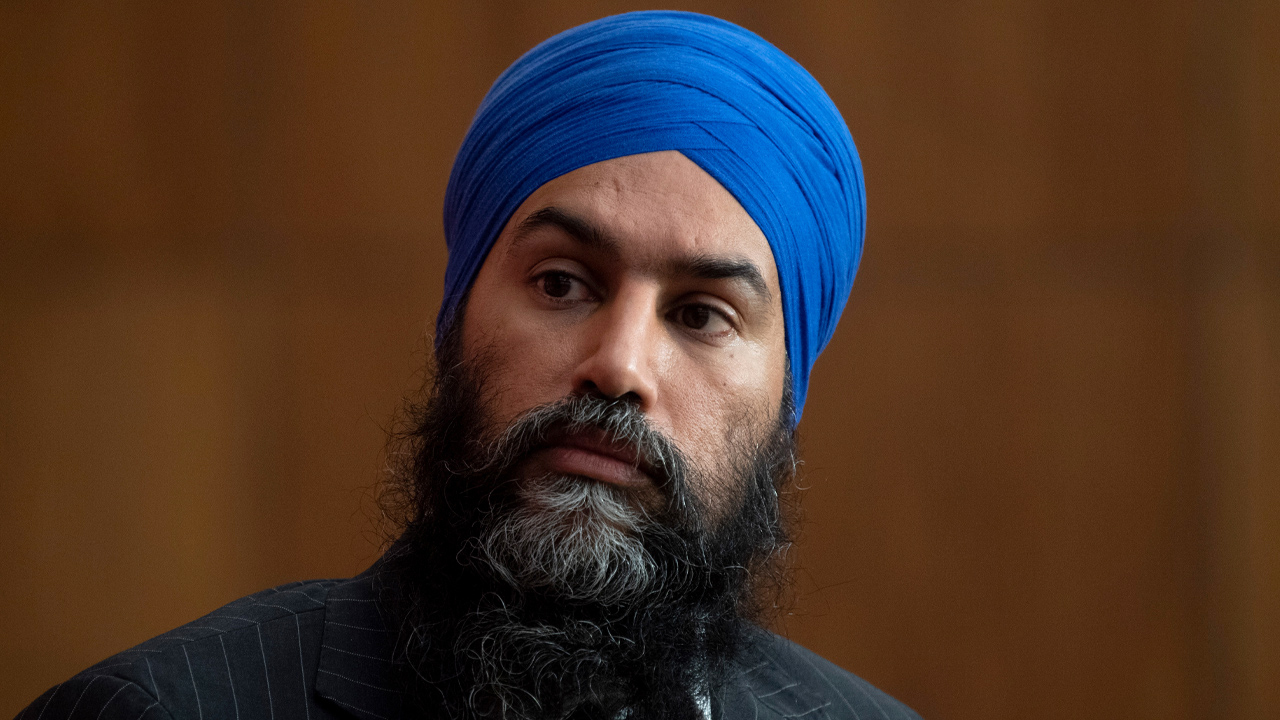 "Jagmeet Singh criticizes Trump for ""heinous, brazenly wrong"" acts; struggles to condemn China, Turkey"