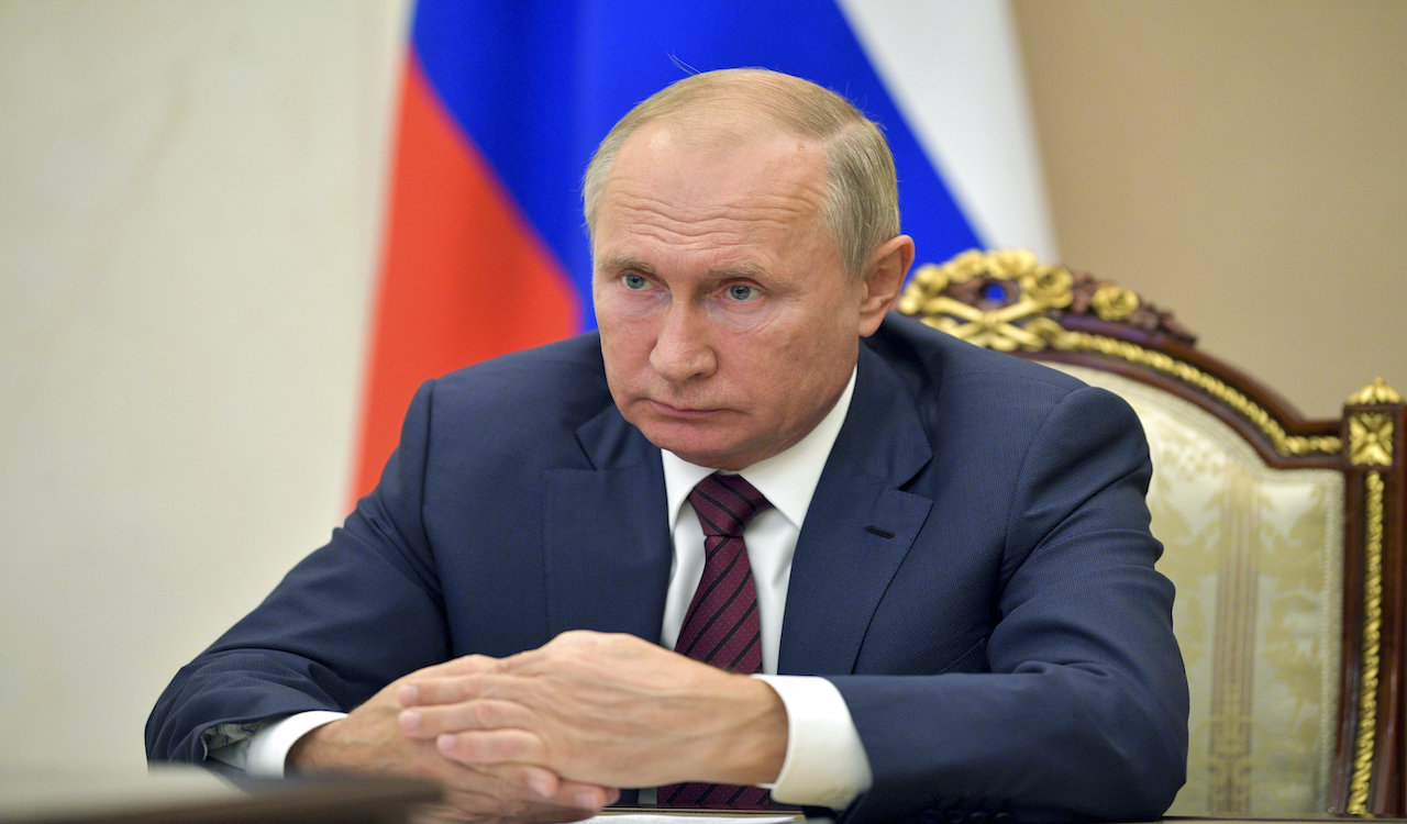 Vladimir Putin not planning on stepping down, Russia confirms