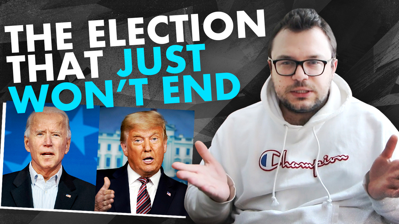 America Votes 2020: The Never-Ending Election