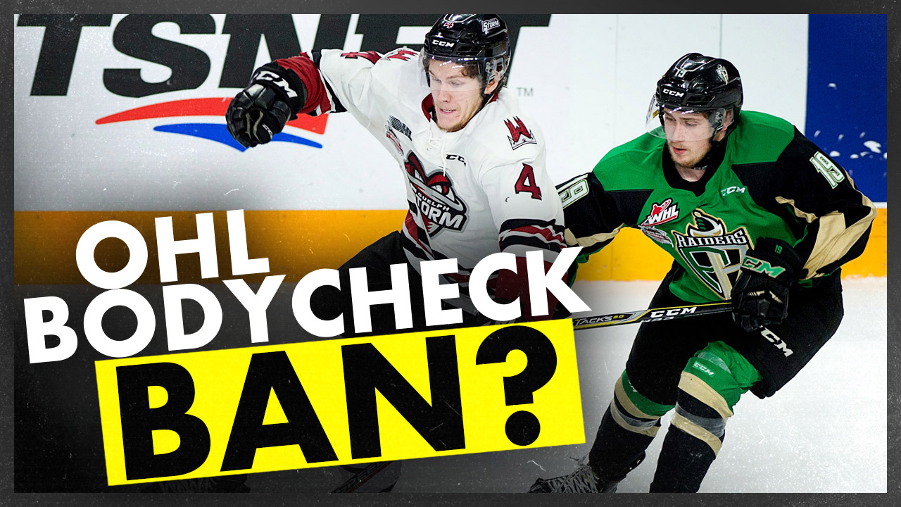 BANNING bodychecking in HOCKEY? Parents, players and coaches react