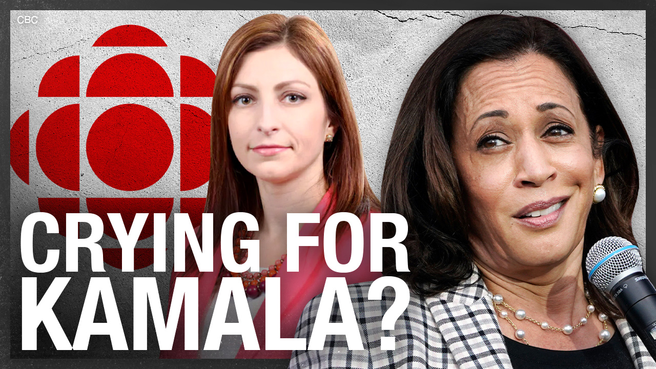 Get it together, CBC! Let's compare Kamala coverage to Leslyn Lewis, Sarah Palin
