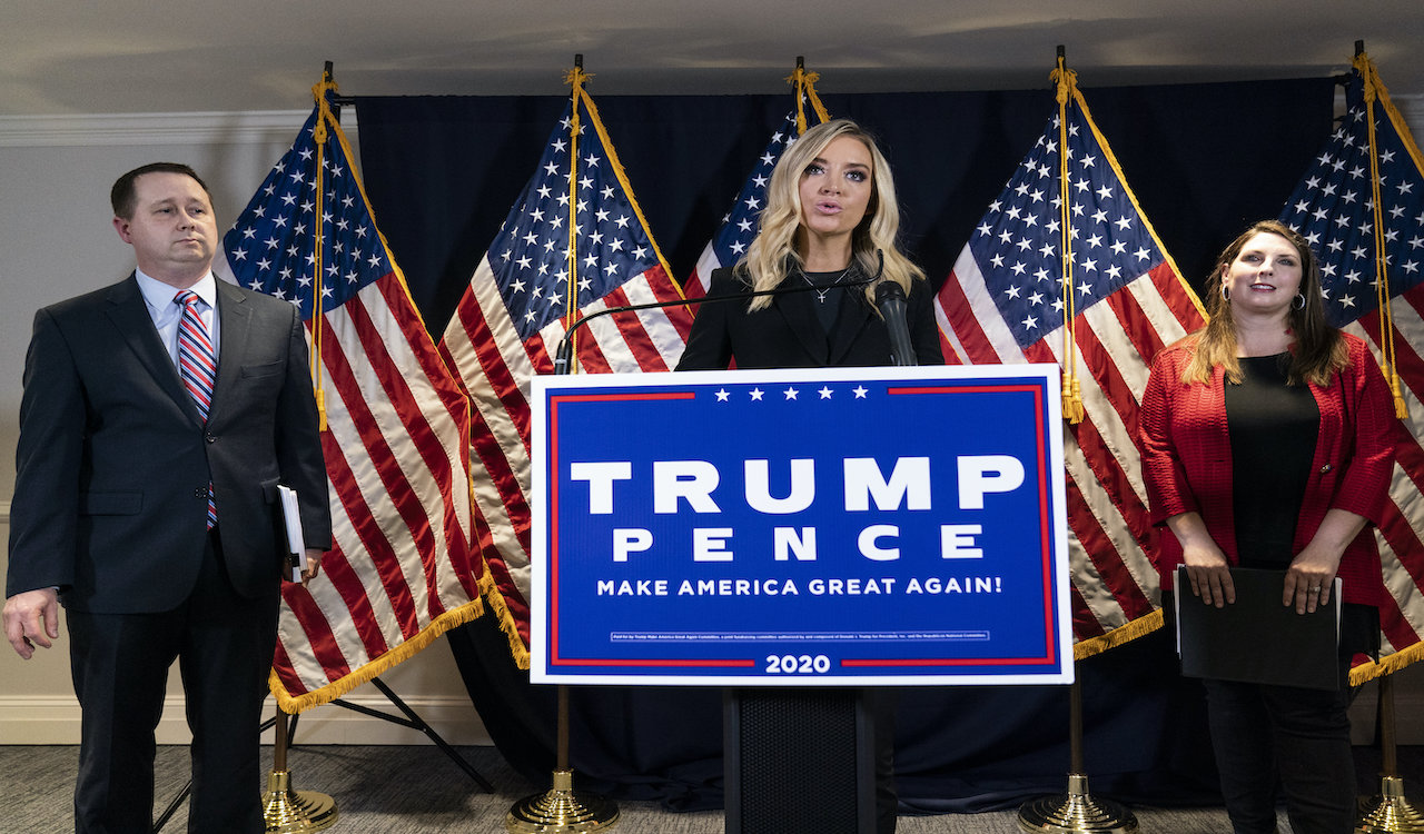 Kayleigh McEnany says election lawsuits will likely hit SCOTUS
