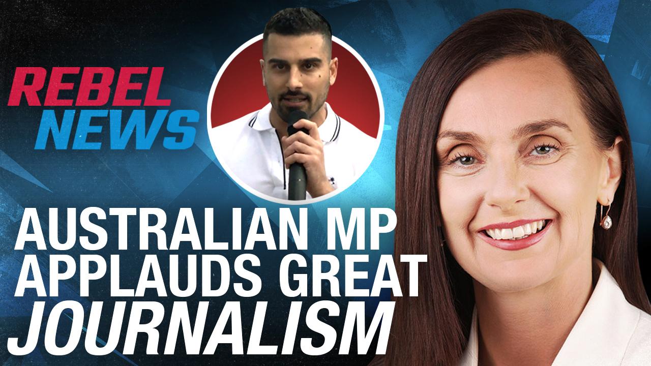 Independent media's COVID coverage honoured by Australian state legislator