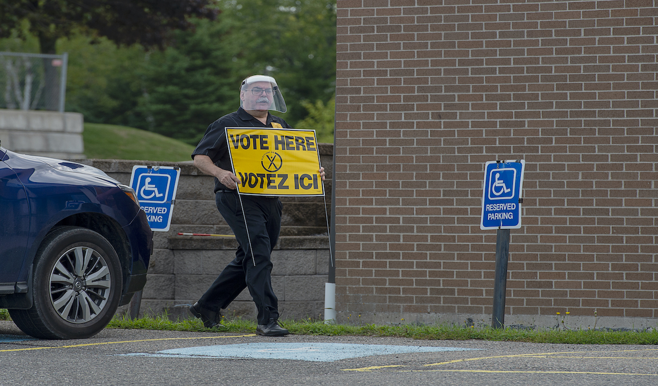 More than 1/3 of voters name's missing from election register
