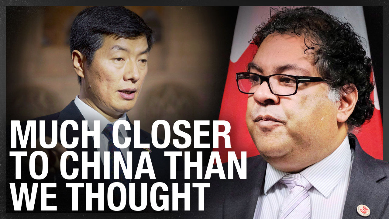 Calgary's Mayor Nenshi has a two-faced approach to China
