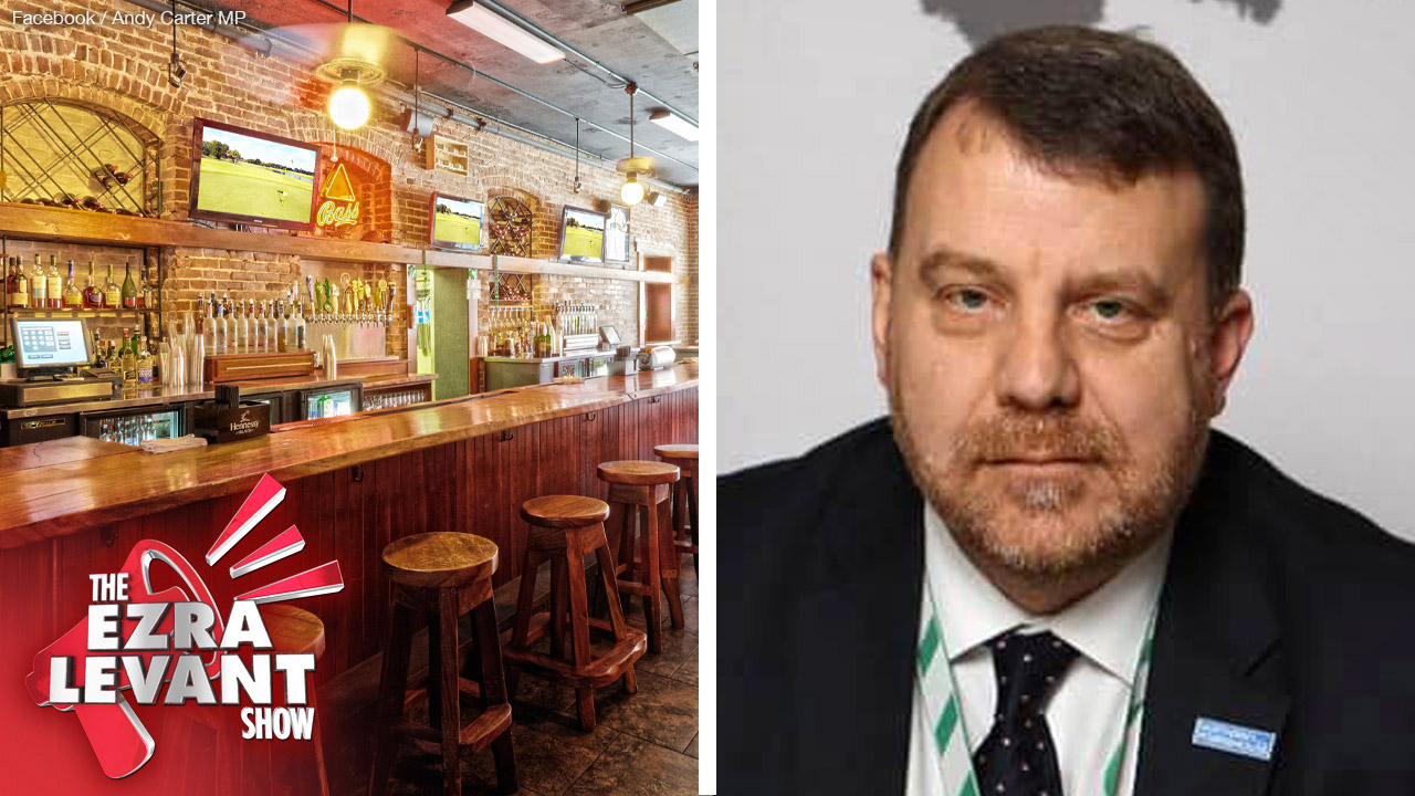 Pro-lockdown politician BANNED FOR LIFE from pubs hit with COVID curfew in UK