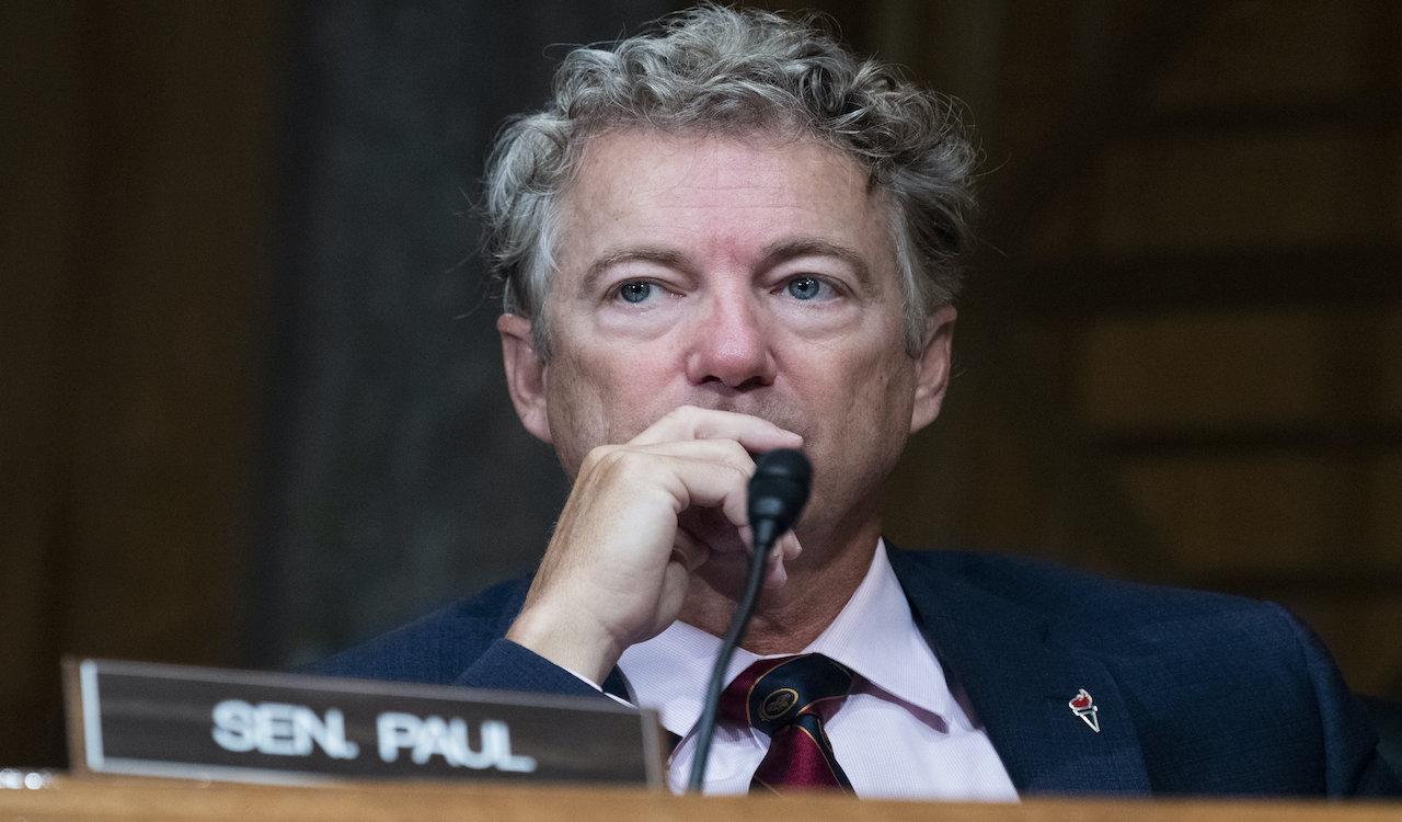 Rand Paul denounces 'scientific illiterates' over coronavirus immunity