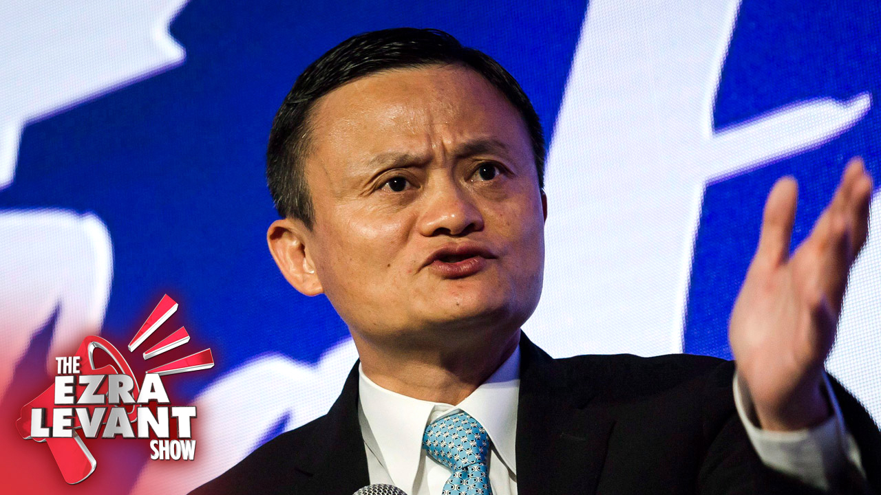 Chinese President Xi makes an example out of billionaire businessman Jack Ma