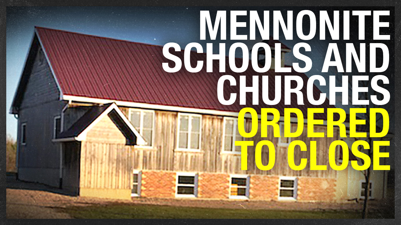 Mennonite community in Ontario being treated as SECOND CLASS by Public Health authorities