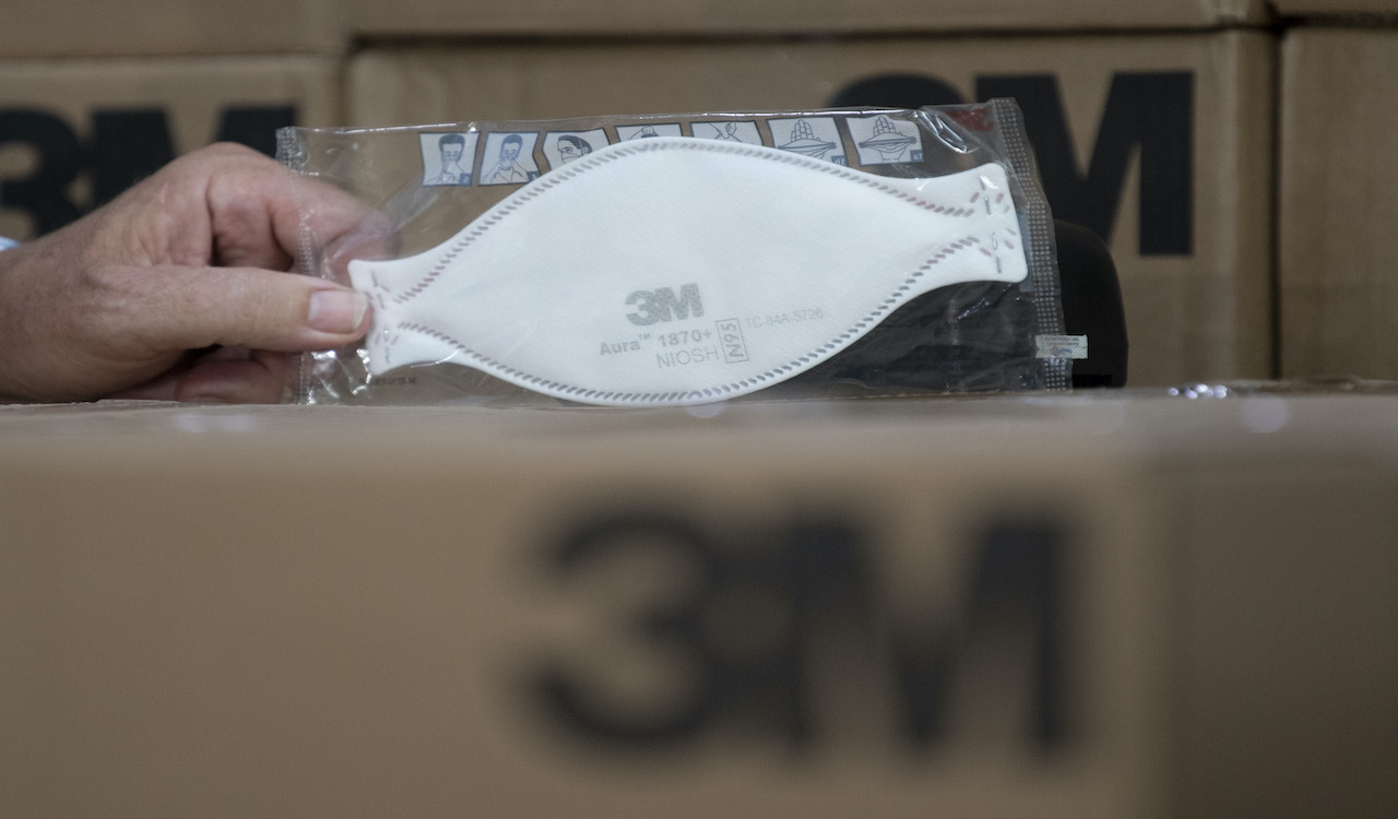 Canadian government purchased 9.5 million faulty KN95 respirators