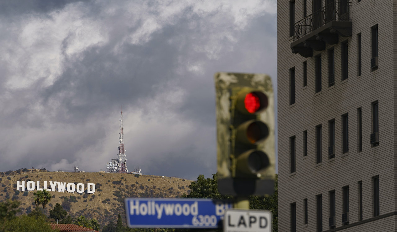Hollywood tries to cancel anti-trafficking charity
