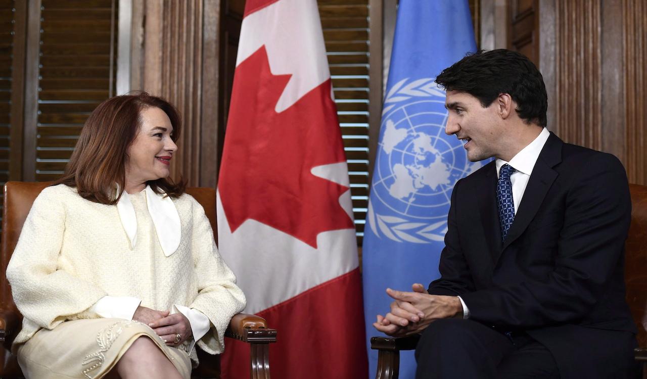 Trudeau's failed UN Security Council bid cost Canada $2.5 MILLION